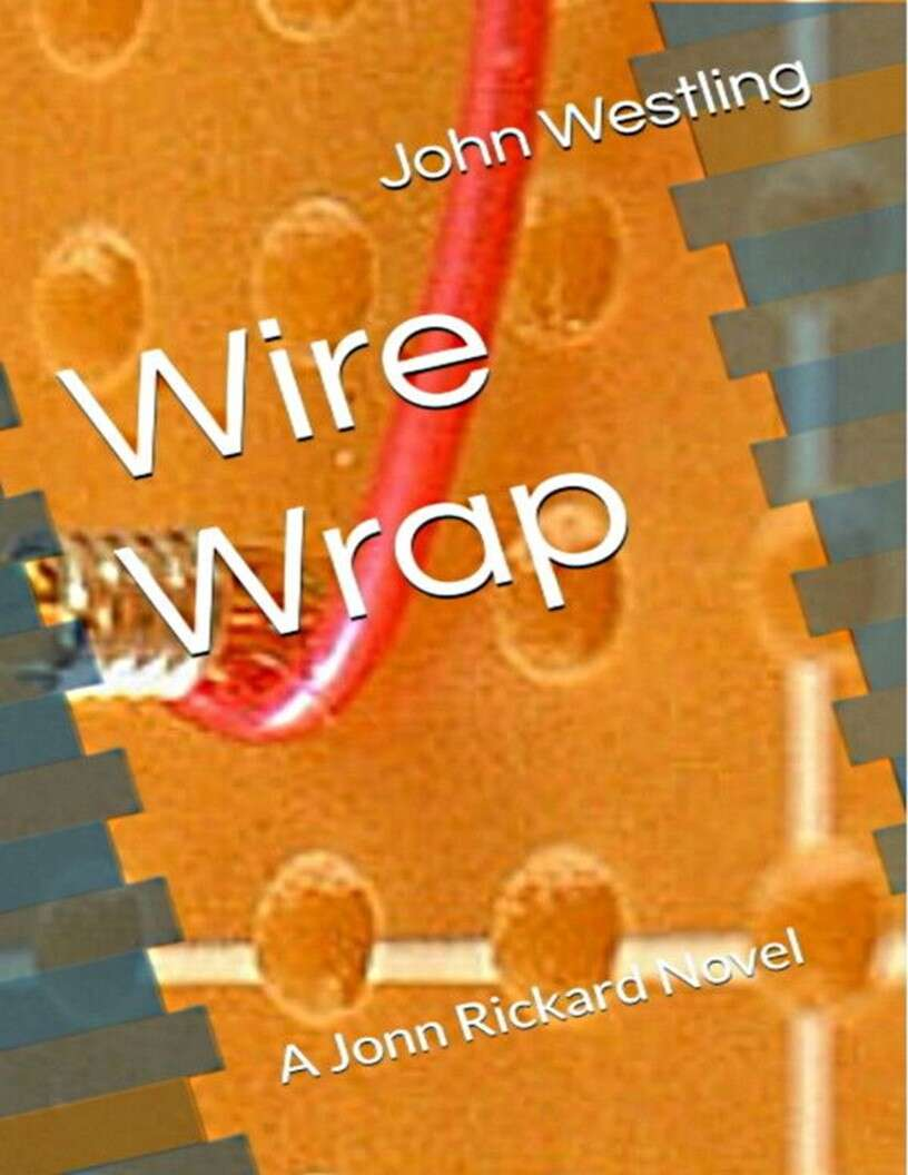 Wire Wrap, front cover of book